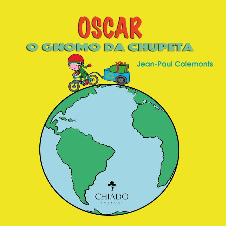 Oscar o Gnomo da Chupeta